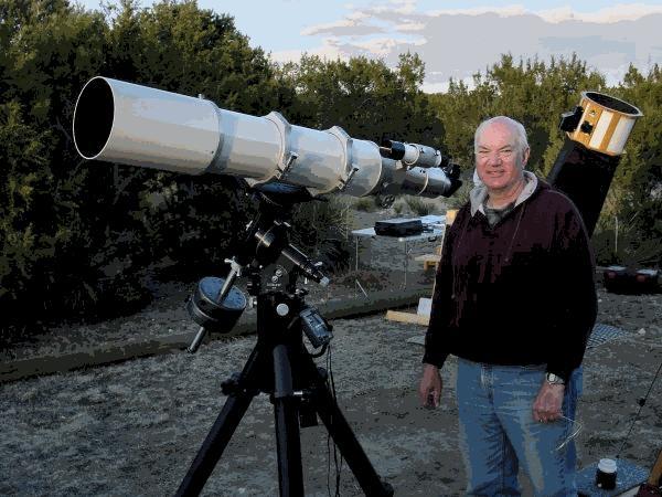Lcas seeking an ideal telescope