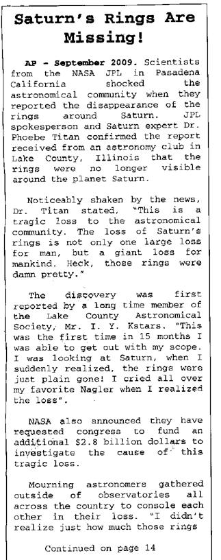 essay on saturn and its rings The cassini spacecraft made the first-ever dive through the narrow gap between the planet saturn and its rings on wednesday.