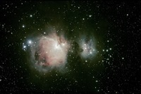 M42 -- The Great Orion Nebula