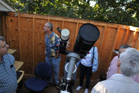 Private Observatory Tour - Sept 2013